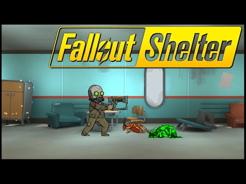 Fallout Shelter PC Gameplay! ➤ Overseer's Office & Missions Ep. 4 [Fallout Shelter Gameplay]