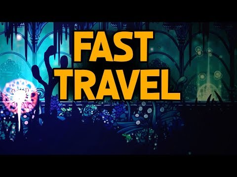Hollow Knight- How to Fast Travel with the Dreamgate
