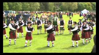 Pipe Band Contest Apple Devices HD Best Quality