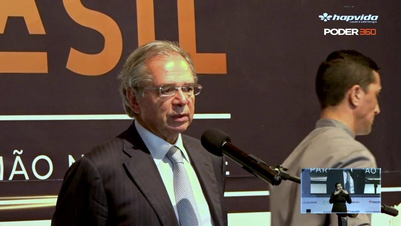 Resultado de imagem para Paulo Guedes palestra para empresários no Ceará