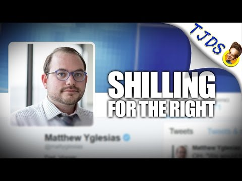 Lefty Journo Matt Yglesias Is A Republican In Liberal Clothing