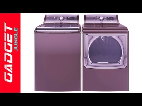 Best Washing Machine 2019 - GE GTW860SPJMC Review