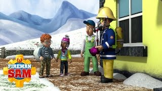 Fireman Sam US Official: Kitchen Fire at the Flood House