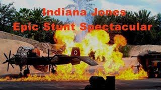 Indiana Jones Epic Stunt Spectacular! 2019 | Disney Parks | Hollywood Studio | Walt Disney World