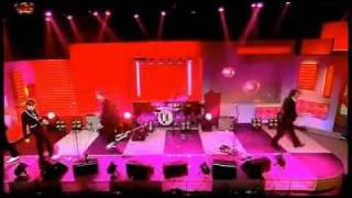 "The Hives performing ""Tick Tick Boom"" live on ""Jonathan Ross"" 2007...."