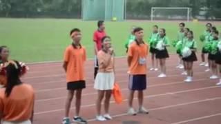 YLLSS 2014-15 學社啦啦隊 Diligence