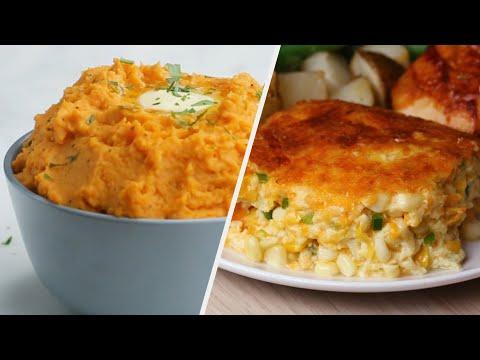 Three Budget-Friendly Holiday Side Dishes •Tasty