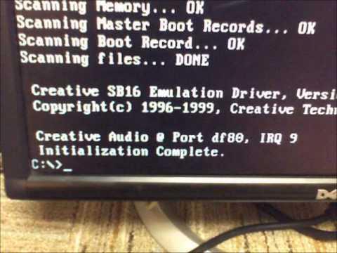 Dell Diminsion 4100 Running Windows 98 SE OEM