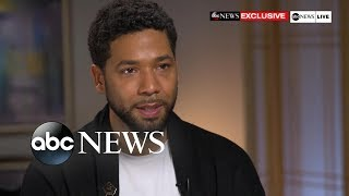 Jussie Smollett FULL Interview on alleged attack | ABC News Exclusive thumbnail