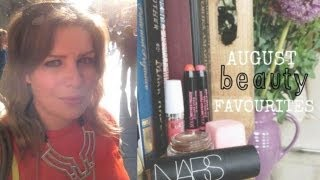 August Beauty Favourites 2013 Thumbnail