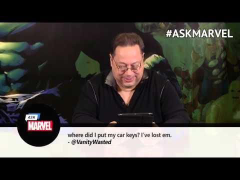 Ask Marvel   Joe Quesada