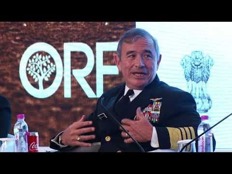 Raisina 2018   Unchartered Waters: In Search for Order in the Indo-Pacific