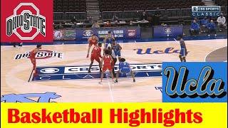 UCLA vs <b>Ohio State Basketball</b> Game Highlights 12 19 2020 ...