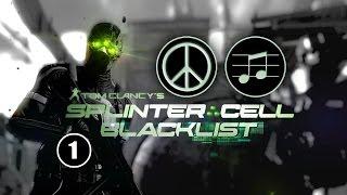 Splinter Cell Blacklist - Non Lethal Gear & Takedowns