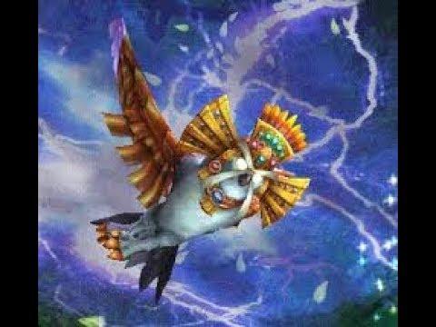 Storm owl spell