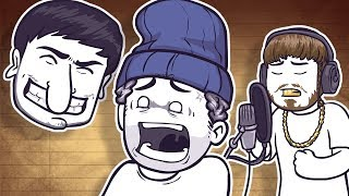 H3H3 ANIMATED #4: SoFlo Like Antonio (w/ Post Malone)