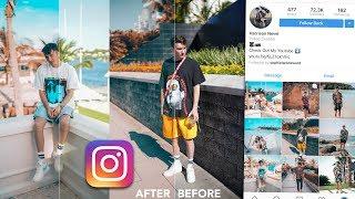 How To Take/Edit INSANE Instagram Photos! (Lightroom Presets)