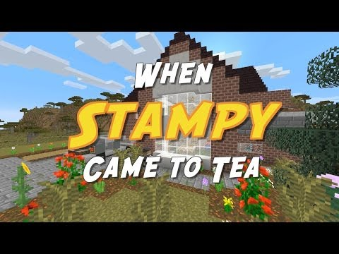 when-stampy-came-to-tea