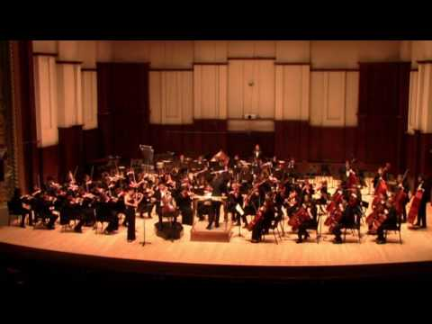 Concerto For Violin And Cello, Op 102 (Brahms) - Detroit Symphony Youth Orchestra (DSYO)