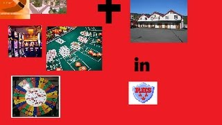 ROBLOX CASINO GAMES + NEW THE X MOTEL IN ROBLOX HIGH SCHOOL
