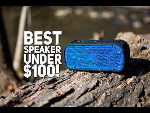 TimoLabs Corbett I Review! BEST Bluetooth Speaker Under $100