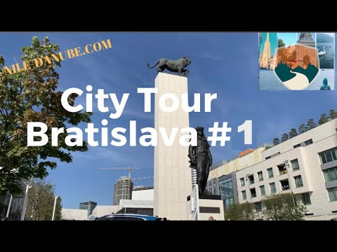 City Tour Bratislava #1