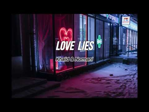 Khalid & Normani - Love Lies (Español)