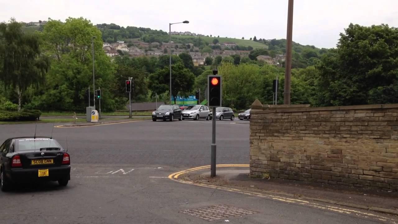 UK Traffic Light Sequence   YouTube