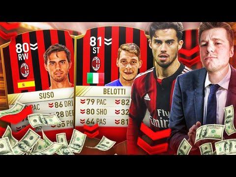 WIELKI KRYZYS?! MILAN TO GLORY! FIFA 17