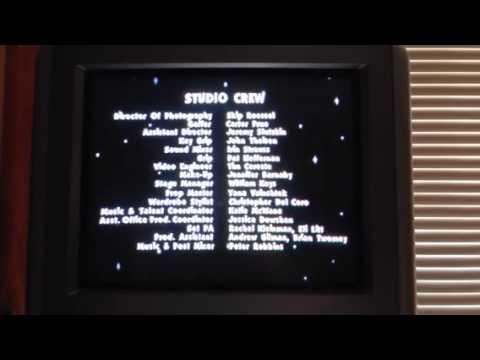 Blues Clues Blues Big Pajama Party VHS Credits YouTube