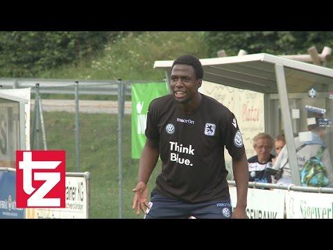 TSV 1860 München: Erstes Training von Neuzugang Rodnei