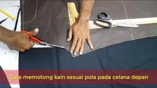Video Cara membuat pola dan menjahit celana panjang dewasa laki laki BAGIAN I download MP3, 3GP, MP4, WEBM, AVI, FLV November 2018