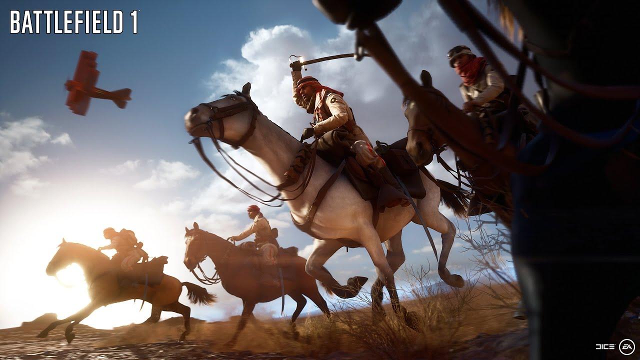 Видео к гайду Официальный трейлер Battlefield 1 для Gamescom
