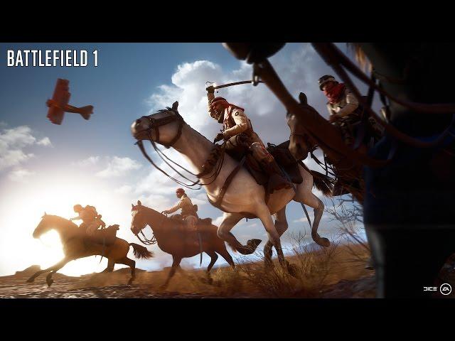 Battlefield 1 (видео)