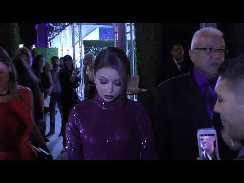Sarah Hyland at the Variety and women in West Hollywood