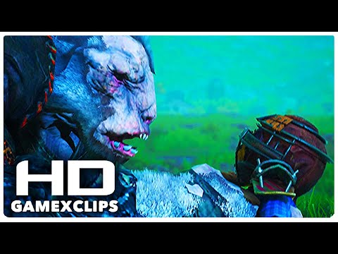 BIOMUTANT Lupa Lupin Boss Fight | Game CLIP [HD] |