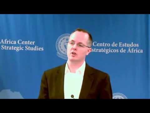 Key Drivers of Violent Conflict in Africa: Myths and Reality, Dr. Paul Williams
