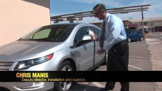 New Miramar government vehicles run on electricity
