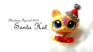 How To: Christmas Special 2012 #2 Santa hat