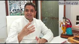 Ganpati Visarjan (Message from Lord Ganesha)- Divine Path of Life (Shri Harshad Joshi)