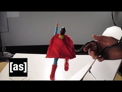 A Peek Behind the RCDC Special Curtain | Robot Chicken | Adult Swim