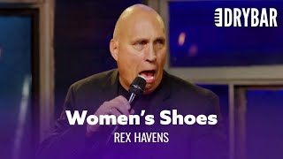 Your Wife Is More Complicated Than You. Rex Havens - Full Special