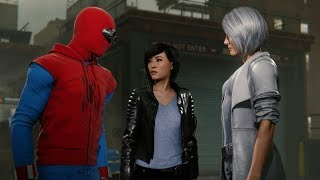 Spider-Man Meets Silver Sable (Homemade Suit Walkthrough) - Marvel