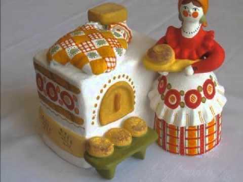 'Дымковская игрушка'