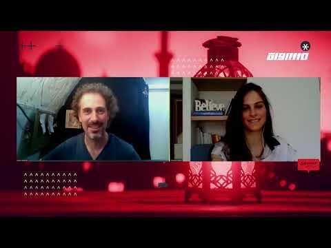 مقابلة في قناة مساواة مع مصطفى قبلاوي برنامج المحتوى