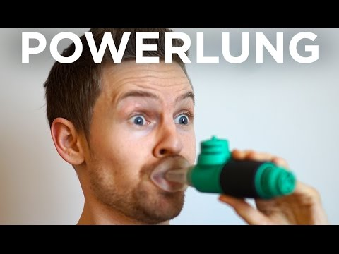 PowerLung Product Review