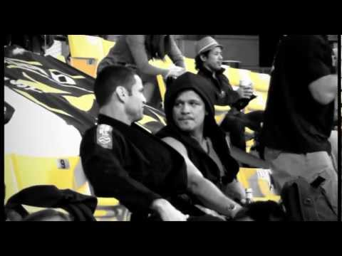 RIBEIRO JIU JITSU - BROTHERS IN ARMS:  Saulo and Xande at the 2012 World Masters