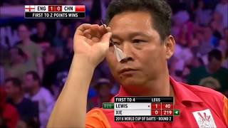 DARTS - #1 Best celebrations (including 9 darters, high finishes and tournament wins)