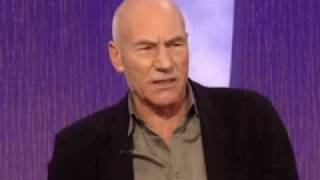 Patrick Stewart interview - Parkinson - BBC