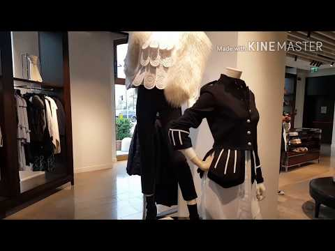Serravalle Designer Outlet, Italy 2018